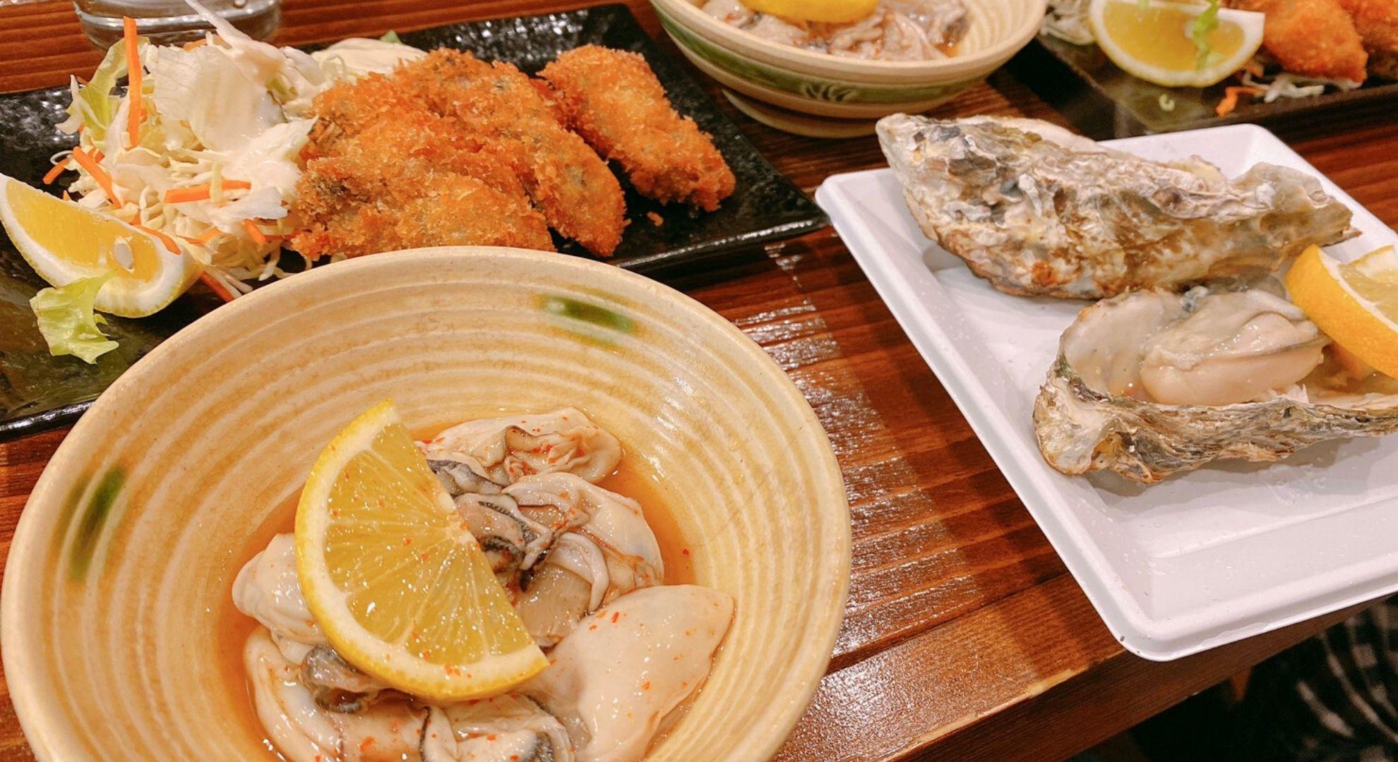 広島県牡蠣